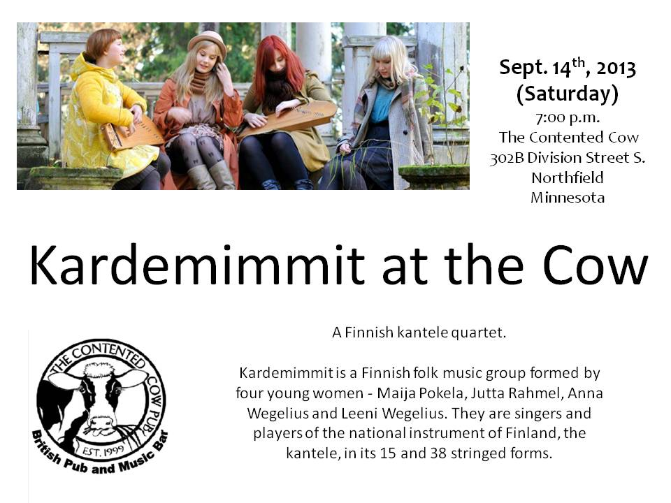 Kardemimmit Sept 2013