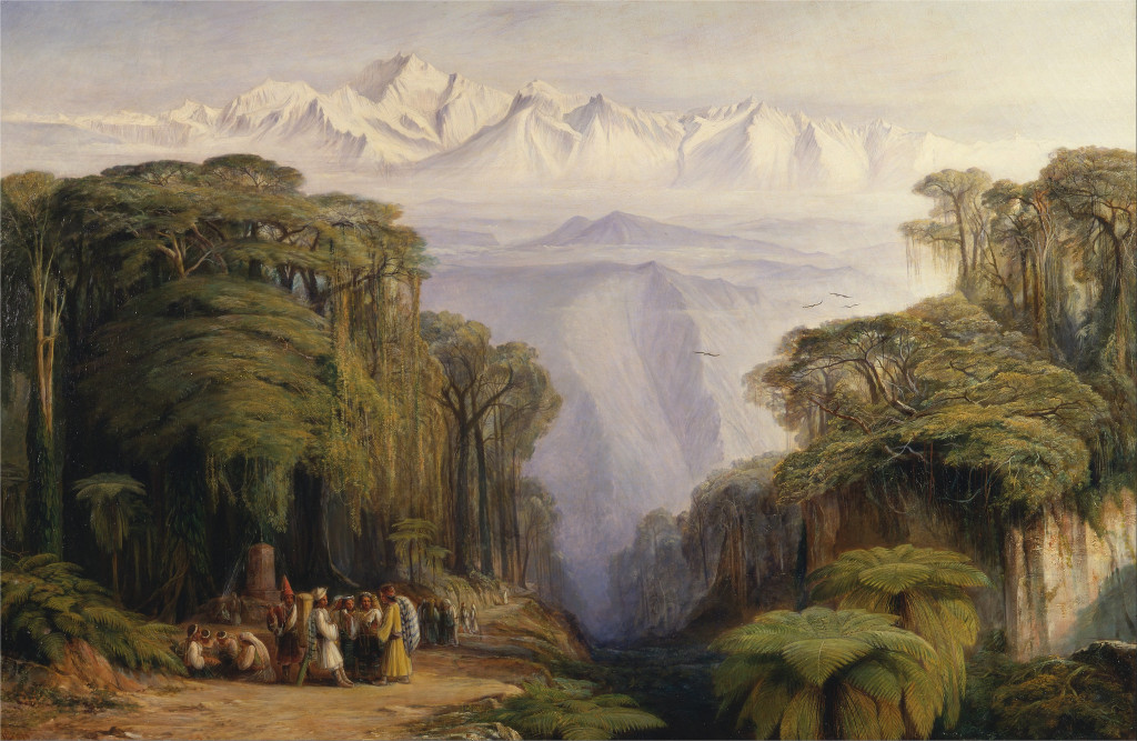 Edward_Lear_-_Kangchenjunga_from_Darjeeling_-_Google_Art_Project